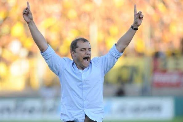 Segundo jornalista, Diego Aguirre será anunciado como novo treinador do São Paulo