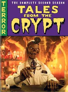 Filme Poster Contos da Cripta 2ª Temporada RMVB Legendado
