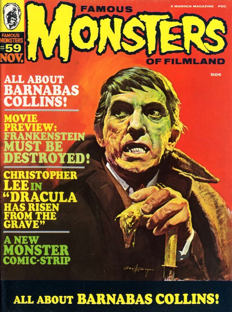 Famous monsters of filmland No. 28