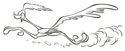 The Road Runner Coloring Pages Road Runner ColoringPage Wile