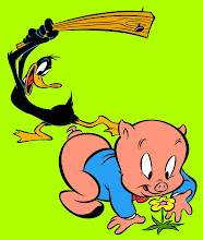 DAFFY DUCK & PORKY PIG