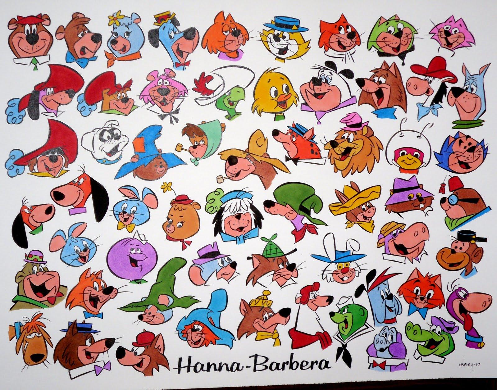 Cartoon Characters 70 S List : Patrick owsley cartoon art must sell