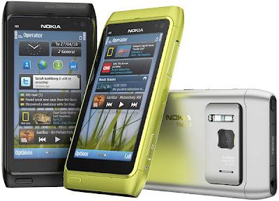 Смарт фоун Nokia N8