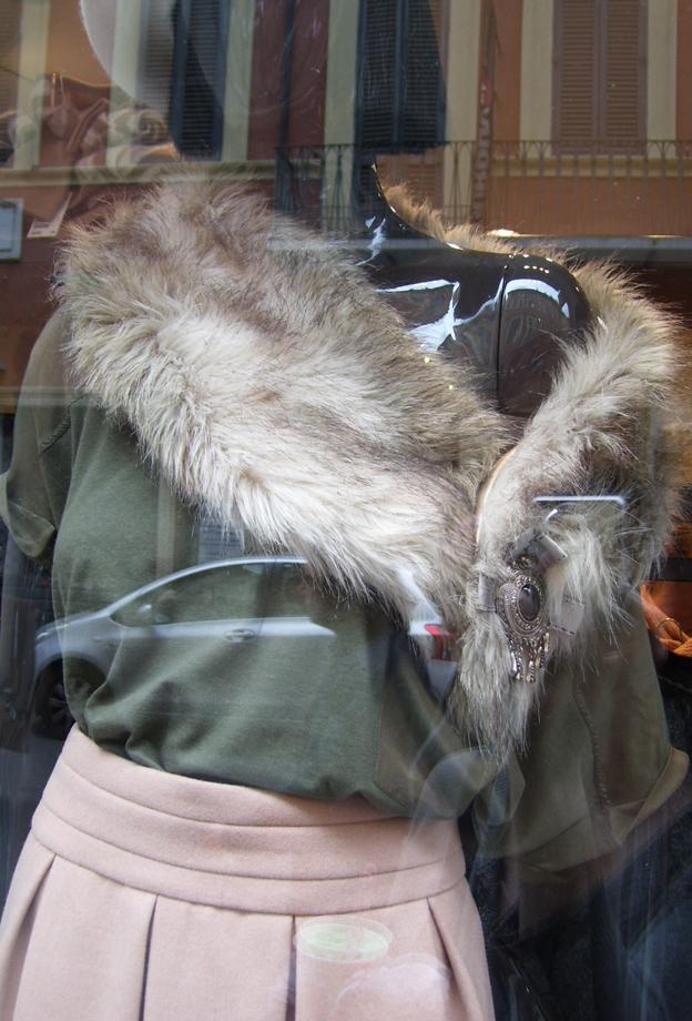 Darcidoodle do faux fur stole tutorial - Stoel fur ...