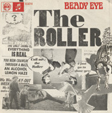 'The Roller' will be the first single to be taken from Beady Eye's debut