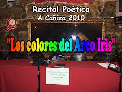 Reportaxe Fotográfica Recital Poético A Cañiza 2010