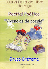 """Recital Poético XXXVI Feira do Libro (Vigo-2010) """"Vivencias da poesía"""""""