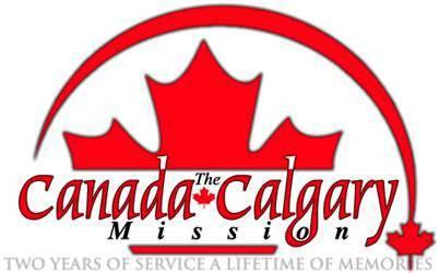 Canada Calgary Mission 06-09