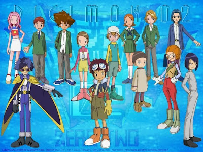 digimon wallpapers. Digimon Cartoon Wallpaper