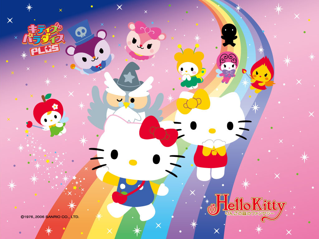 cartoon characters pictures hello kitty character pictures