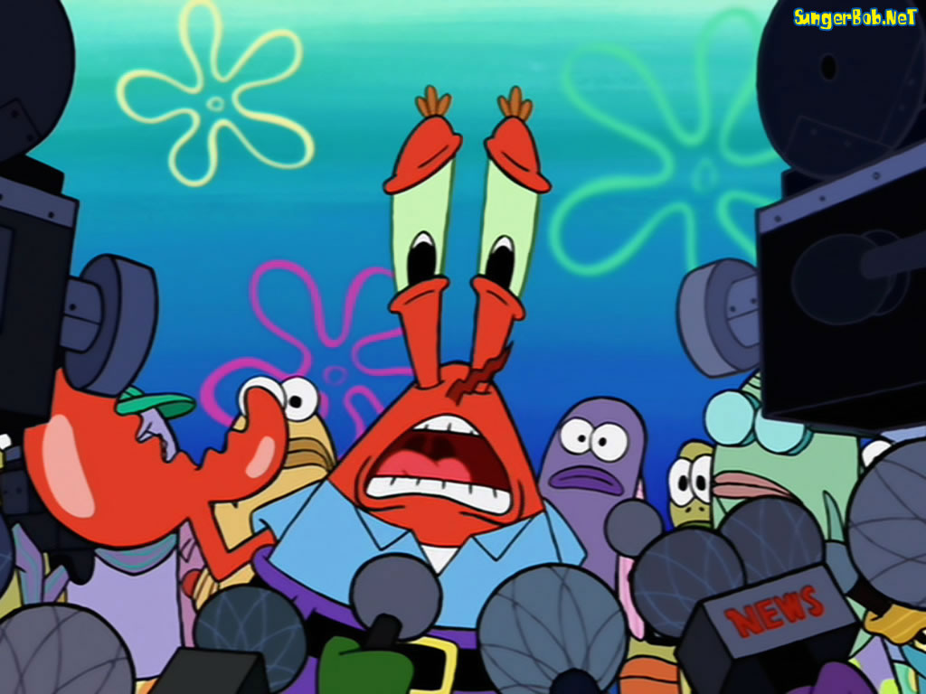mr krabs busy spongebob wallpapers cute spongebob wallpapers