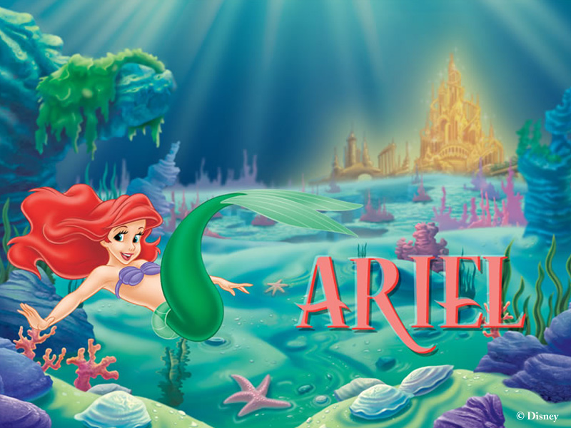 wallpapers disney. Disney Ariel Wallpapers 800 x