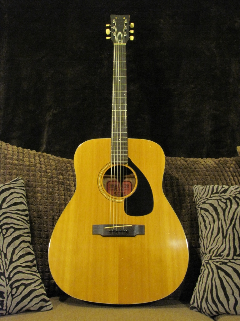 Yamaha Red Label Guitars For Sale