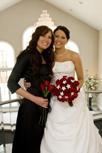 Jamie's wedding:)