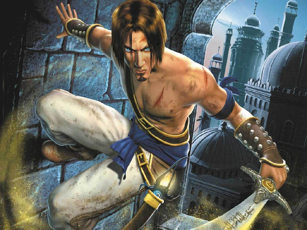 Prince of Persia : Sands of time