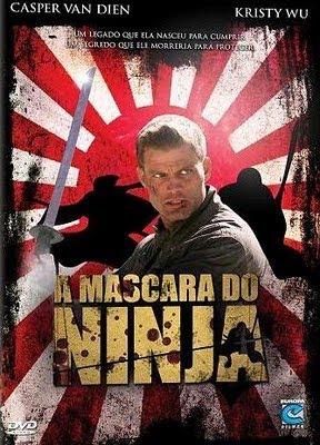 A Máscara do Ninja DVDRip XviD Dual Audio