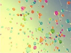 içimde balonlar uçuyorrrrr : )