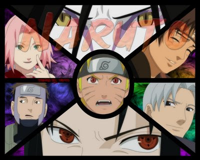 wallpapers naruto shippuden. Naruto Shippuden Group