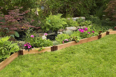 Pictures Garden Beds on Gc Composters  Designs For Garden Flower Beds