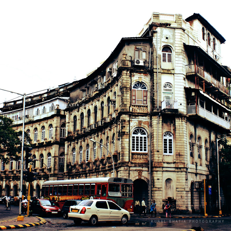 horniman circle mumbai town gothic architecture commerce centre by kunal bhatia