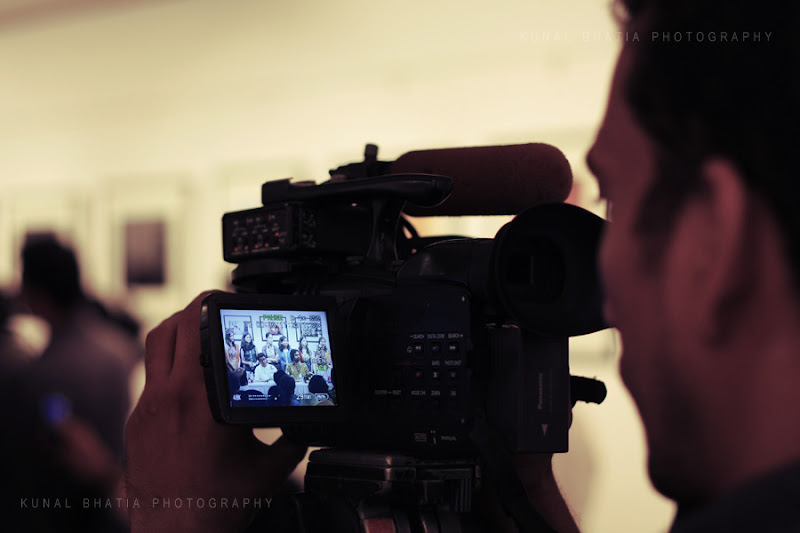 image photograph seen through a camera in mumbai art exhibition at piramal centre by kunal bhatia photo blog
