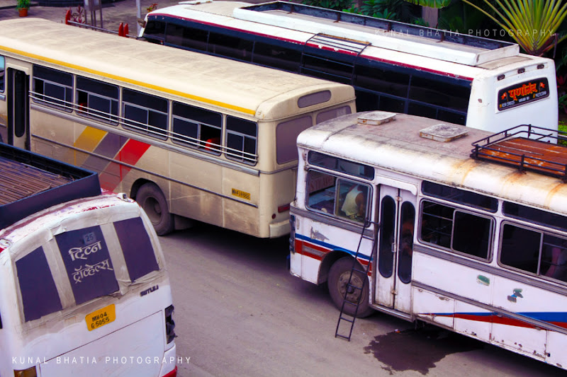 transport bus on mumbai streets by mumbai india photographer blogger kunal bhatia blog