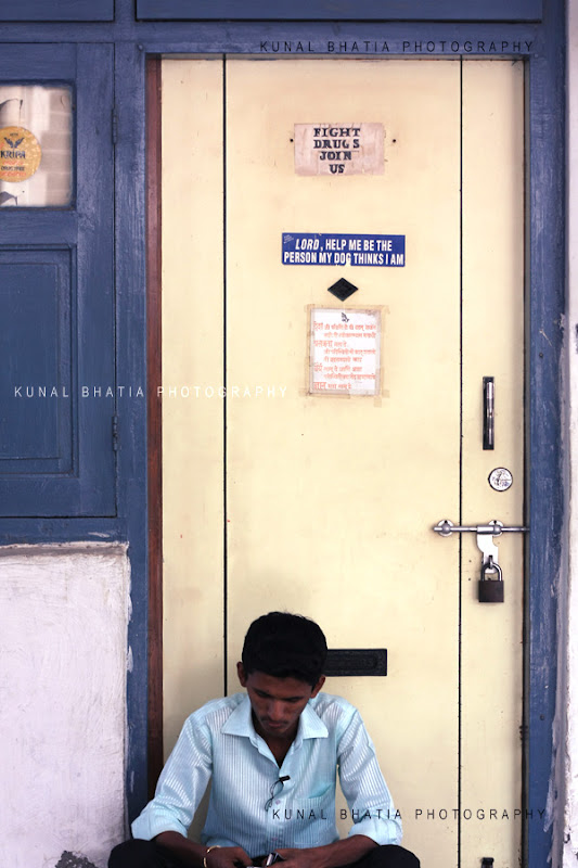 sign board in mount mary church in bandra in mumbai india by kunal bhatia photography blog street