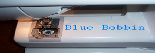 Blue Bobbin