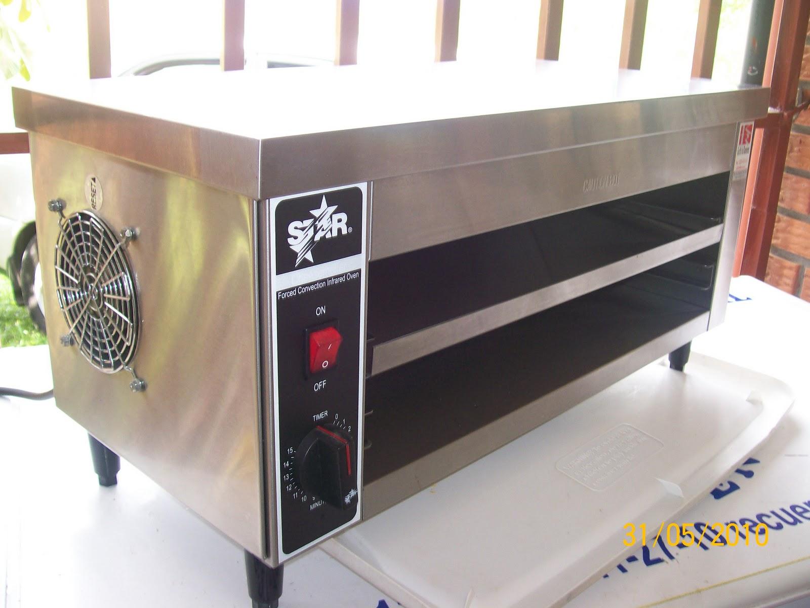 Equipos de cocina salamandra nueva for Equipos de cocina de segunda