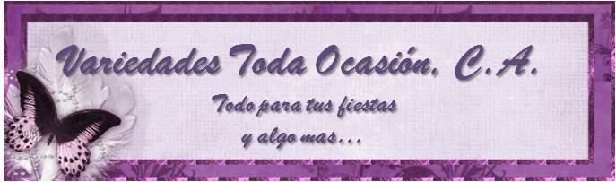 Variedades Toda Ocasión, C.A.