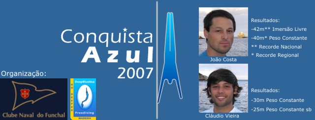 Conquista Azul 2007 (Madeira)