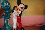 Mickey Mouse & Anastasiya