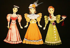 Three Victorian Dolls
