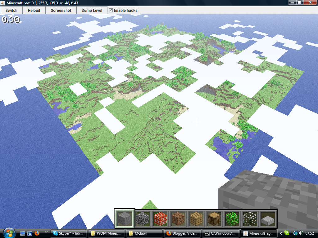Video Game Hax n Mods: Minecraft Classic Client Hack