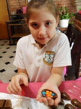 Huevos de pascuas - Bien fáciles para hacer con los chicos