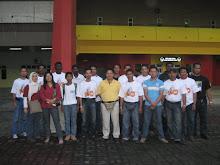 Sambutan 100 Hari Kerajaan Pakatan Rakyat di Stadium Shah Alam