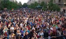 La cuarta Gay Parade de Santiago reunió a más de 25 mil personas