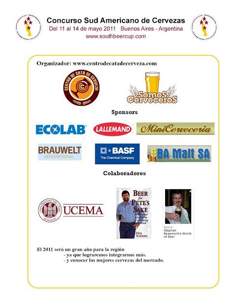 Concurso Sud Americano de Cervezas, Buenos Aires 2011