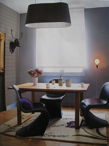 making it my style marie claire maison f vrier mars 2011. Black Bedroom Furniture Sets. Home Design Ideas