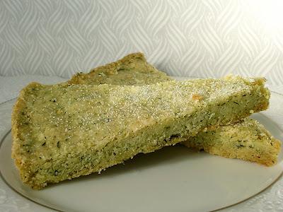 Le Petit Pierogi: Green Tea Shortbread