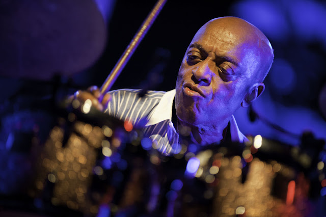 Roy Haynes - Jazz en la Costa - Parque El Majuelo (Almuñécar) - 25/7/2009