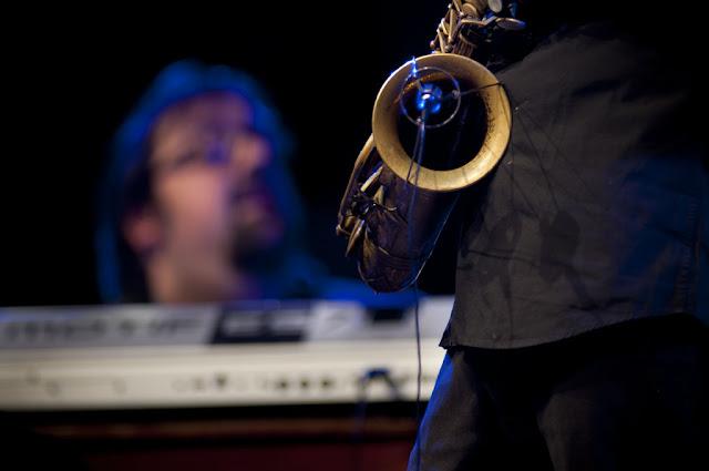 Joey de Francesco - Festival de Jazz de Getxo - Plaza Biotz Alai (Getxo) - 5/7/2010