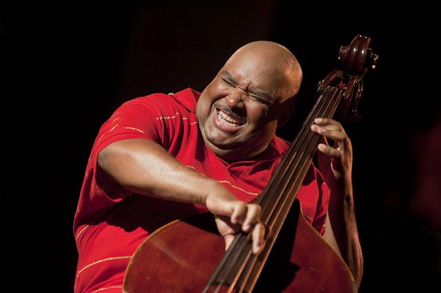 Ralphe Armstrong - Jazz en la Costa - Parque El Majuelo (Almuñécar) - 20/7/2010