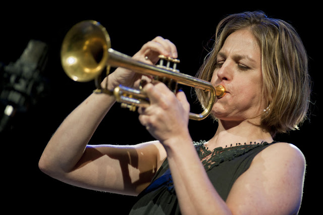 Ingrid Jensen - Festival de Jazz de Vitoria - Teatro Principal (Vitoria) - 13/7/2009