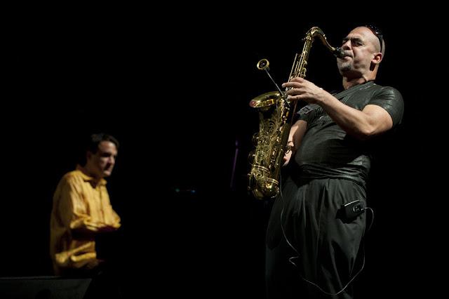 Jacques Schwarz-Bart - Festival de Jazz de Vitoria - Teatro Principal (Vitoria) - 14/7/2010