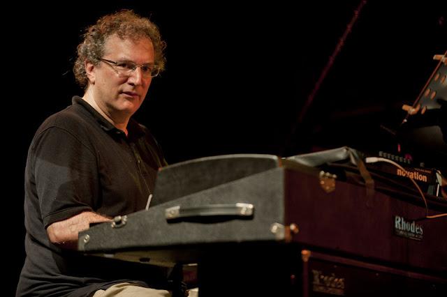 Uri Caine - Jazz en la Costa - Parque El Majuelo (Almuñécar) - 22/7/2010