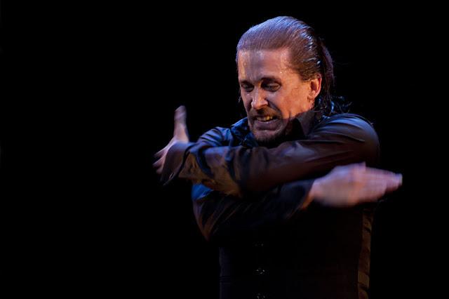 Alfonso Losa - Suma Flamenca - Teatros del Canal - 13/6/2010