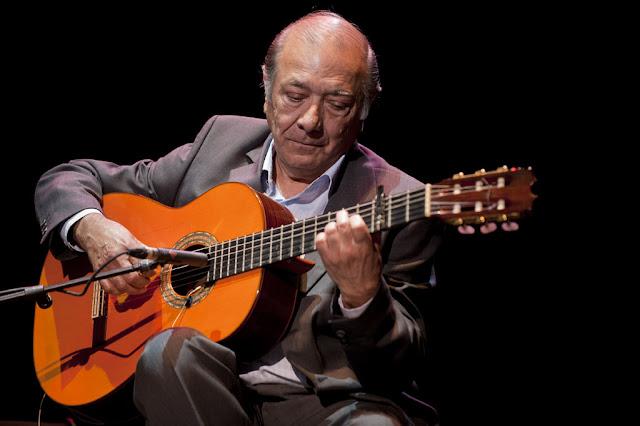 Juan Habichuela - Suma Flamenca - Teatros del Canal (Madrid) - 17/6/2010