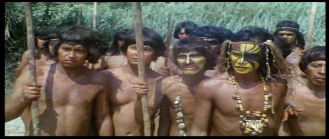 Канибалы амазонки порно
