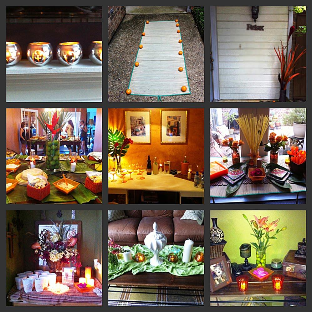 Miraculous Simplysandi Eat Pray Love Dinner Party Download Free Architecture Designs Scobabritishbridgeorg